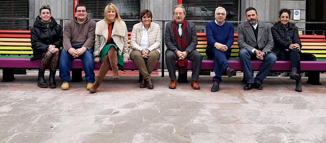 Grupo Municipal Socialista. Ayuntamiento de Oviedo / Conceyu d'Uviéu